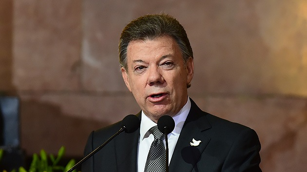 Juan Manuel Santos: La guerra contra la droga ha fracasado