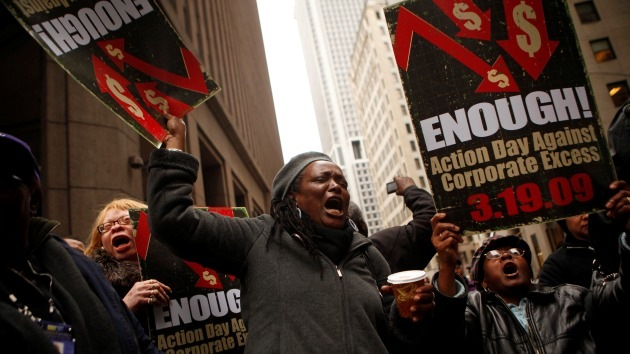 """Expertos: """"Un colapso económico dará lugar a una revolución en EE.UU."""""""