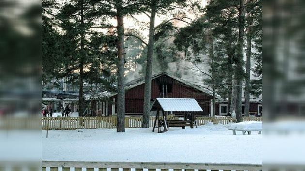 En incendio en orfanato de Estonia murieron 10 niños minusválidos
