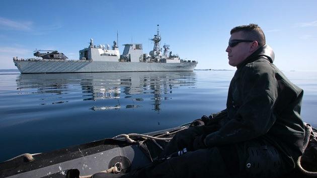 Arrancan en el mar Negro los ejercicios militares de la OTAN