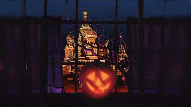 La fiesta de Halloween a la rusa