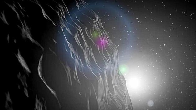Video de la NASA revela que asteroide Vesta parece un pequeño planeta