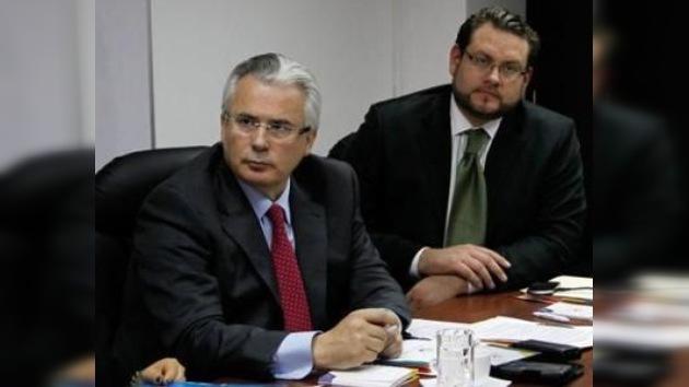El juez español Baltasar Garzón, ahora acusado de cohecho impropio