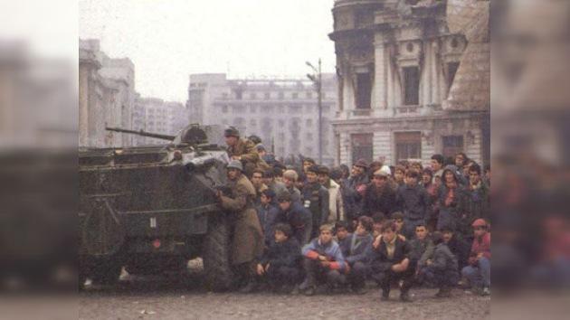 Se cumplen 20 años de la Revolución Rumana