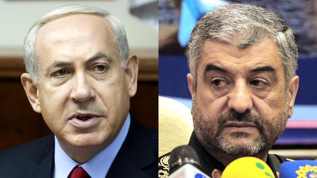 Jefe militar de Irán: Si Israel nos ataca, no quedará nada de Israel
