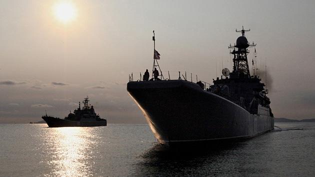 El Reino Unido envía la fragata Montrose al Mar Báltico
