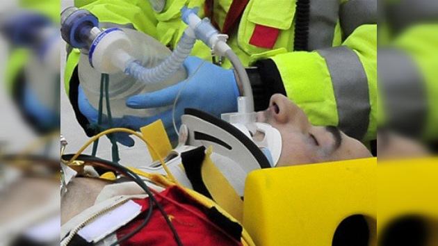 Operaron la mano derecha de Kubica, luego de un grave accidente
