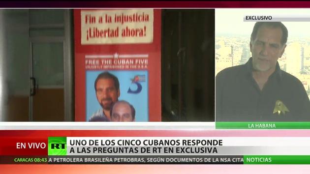 """René González a RT: """"EE.UU. endureció las condiciones carcelarias para satisfacer un fin político"""""""
