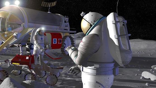 Estados Unidos planea abrir un parque nacional en la Luna