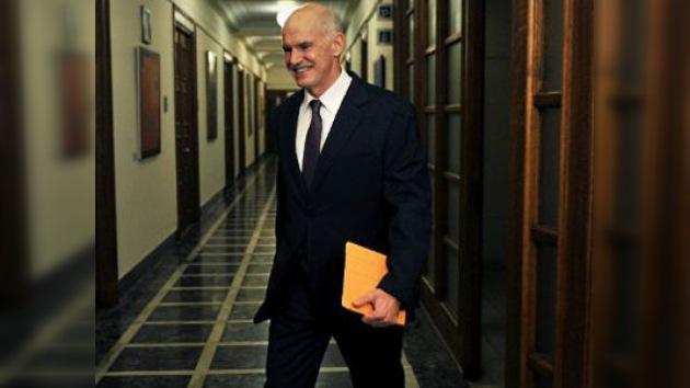 El Gobierno griego apoya el referendo sobre el rescate financiero