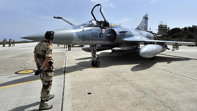 Francia contribuye con 4 cazas a reforzar la presencia de la OTAN en los países bálticos
