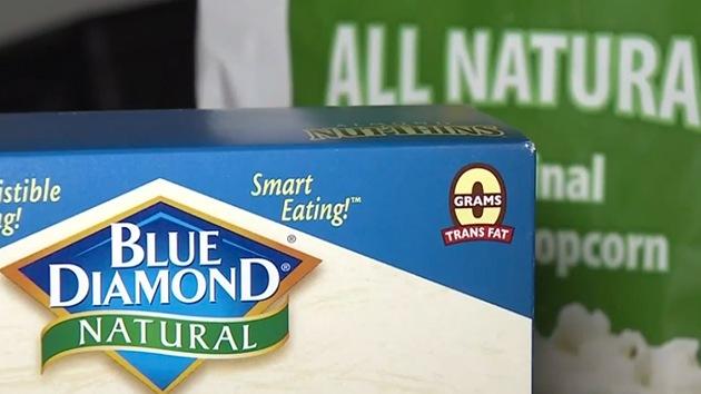 EE.UU.: Alimentos con etiqueta 'Natural' llevan organismos alterados genéticamente