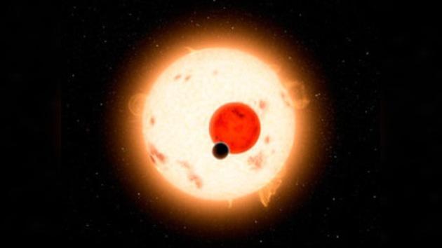 Descubren un planeta con dos soles como el de 'La Guerra de las Galaxias'
