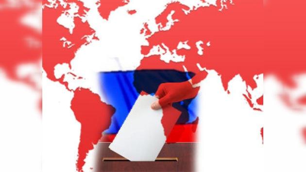 Irregularidades en presidenciales rusas habrían sido incitadas desde fuera