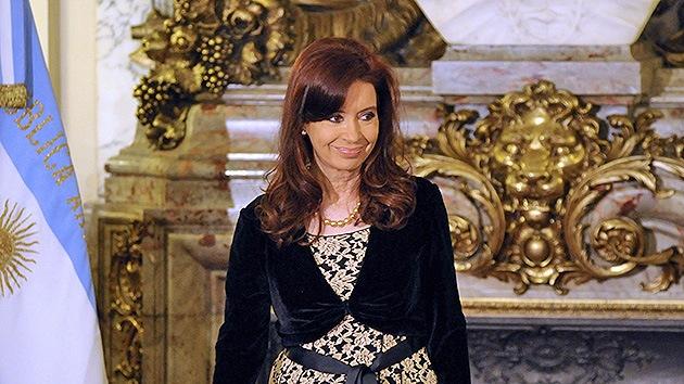 """Cristina Fernández de Kirchner: """"Argentina ha pagado su deuda y la va a seguir pagando"""""""