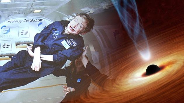 """Hawking: """"Los agujeros negros como los conocemos no existen"""""""