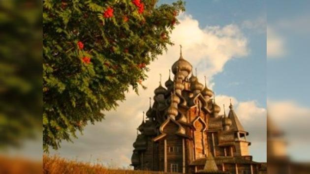 "Isla de Kizhi, la ""perla"" del norte ruso escondida en el lago Onega"