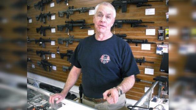 La venta de armas se dispara en EE. UU.  durante el 'viernes negro'