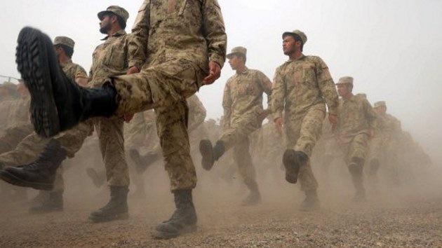 Guerra en Afganistán