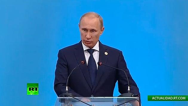 Putin: El Banco de Desarrollo permitirá al BRICS ser más independiente de Occidente