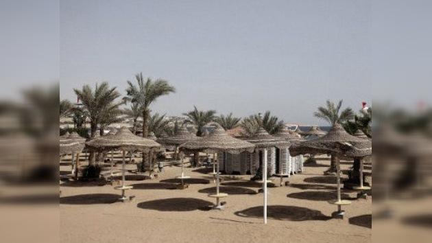 El turismo egipcio sufre los estragos de la  revolución