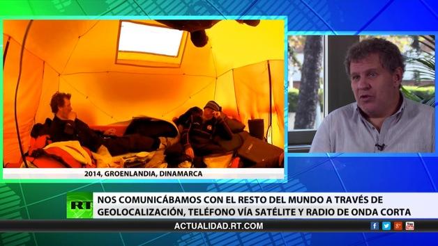 Entrevista con Ramón Larramendi, explorador polar español