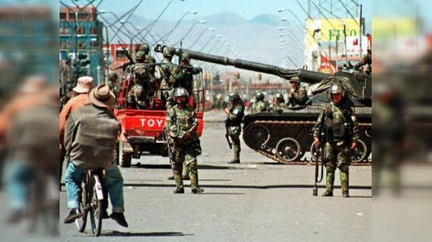 Bolivia condena a ex militares y ex ministros por la masacre de 2003 - RT