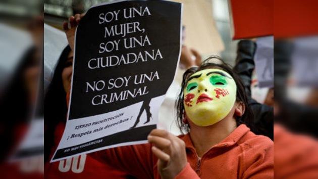 Una asociación de prostitutas latinoamericanas pedirá derechos ante la OEA