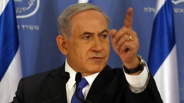 """Netanyahu: """"La presión internacional no pondrá freno a la operación en Gaza"""""""