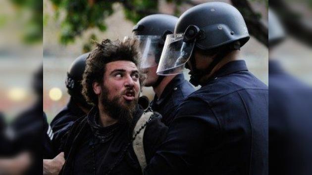 Las protestas de Ocupa Wall Street le han costado a EE. UU. unos 13 millones de dólares