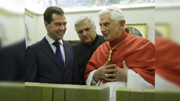 Rusia proclama haber resuelto problemas entre Iglesia Ortodoxa y Católica