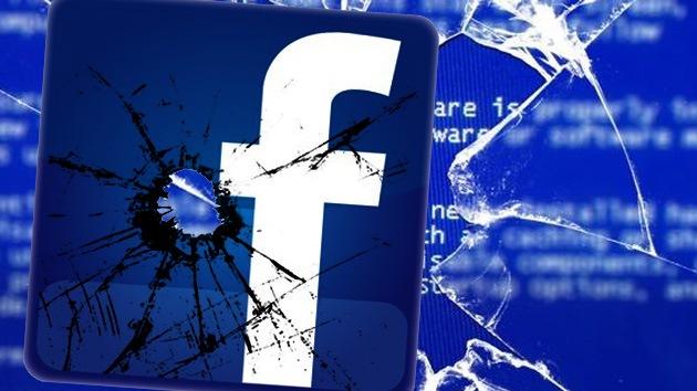 15 minutos que conmocionaron la Red: Una caída de Facebook alerta a los internautas