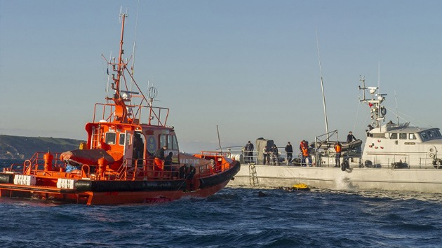 """Reino Unido: """"España cometió un acto de guerra en aguas de Gibraltar"""""""