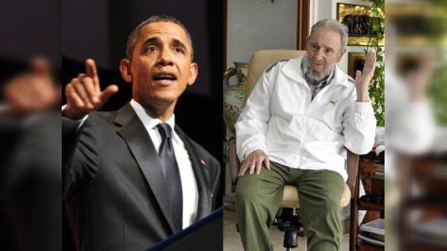 Fidel Castro califica de delirio el discurso de Obama ante la ONU