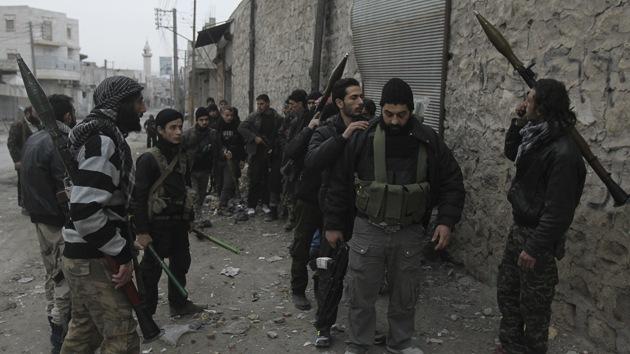Ultimátum de la oposición siria para negociar: debe formarse un Gobierno de transición
