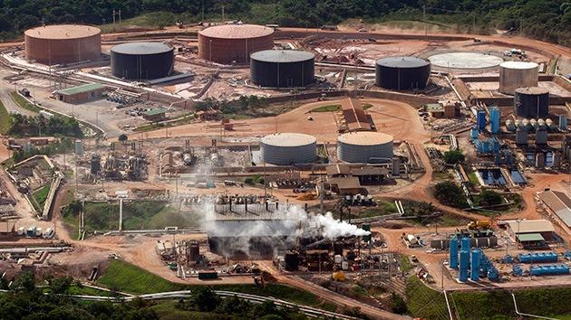 Сampesinos de Colombia demandan a BP una indemnización por dañar el medioambiente