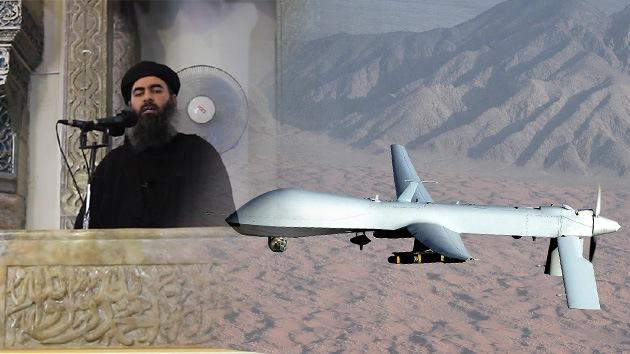 El Pentágono piensa en asesinar al líder del Estado Islámico con un ataque aéreo