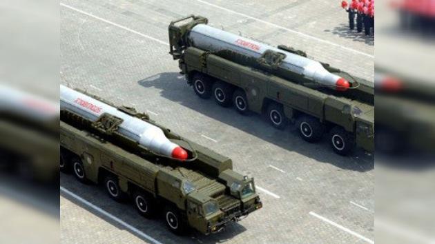 Prueba nuclear subterránea a la vista en Corea del Norte