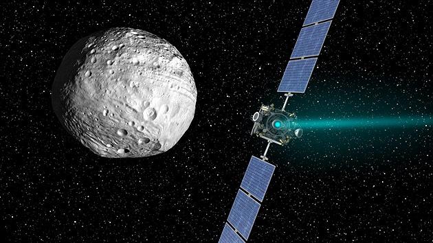 El asteroide gigante que puede acabar con la vida humana se acerca a la Tierra