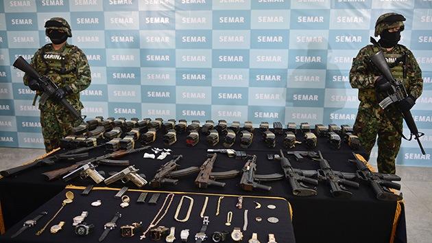 Cártel mexicano: Dejaremos las armas si el Gobierno nos da seguridad