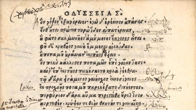 Un estudiante descifra la escritura misteriosa hallada en una librería en Chicago