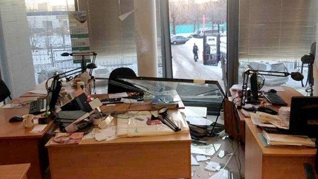 El meteorito de los Urales deja al menos 1.200 heridos