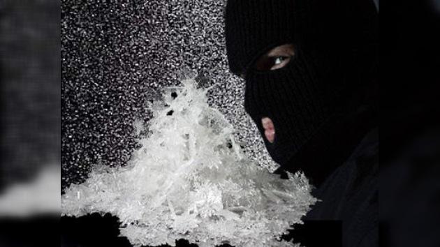 En EE. UU. el mal tiempo ayuda a detener a un ladrón