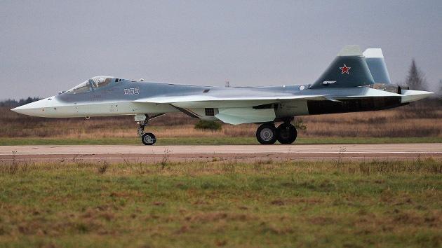 ¿Qué hace tan temible al caza furtivo ruso T-50?