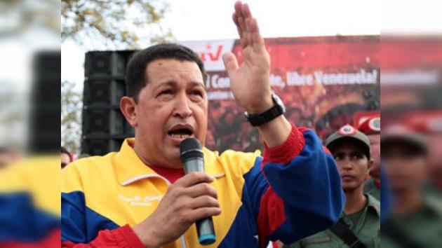 Chávez señala a Siria como siguiente objetivo de EE. UU.