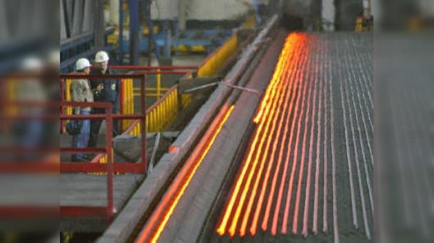 Rusia prolonga la investigación 'antidumping' de importación metalúrgica