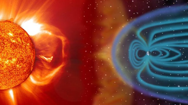 Fotos: La NASA recrea la espectacular 'armadura' magnética que nos protege del Sol