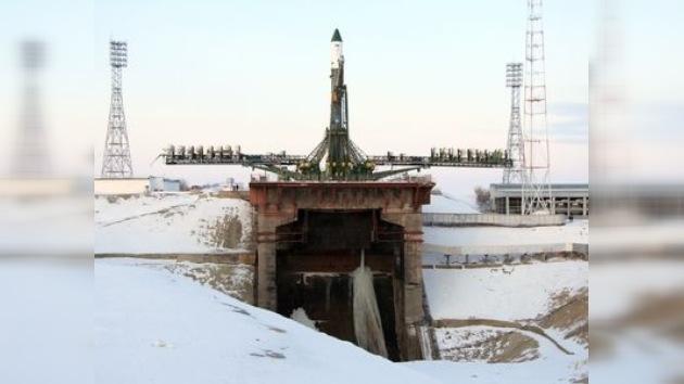 El carguero espacial ruso Progress ya se dirige a la EEI