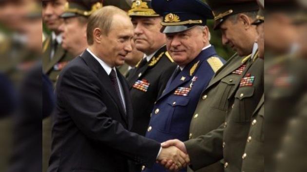 Vladímir Putin retomará una estrategia de contención nuclear
