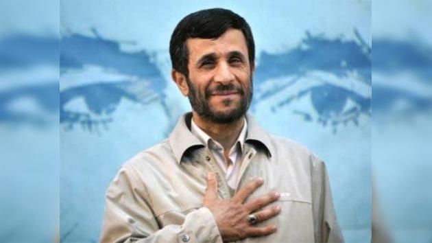 Ahmadineyad pide un visado para entrar en EE. UU.